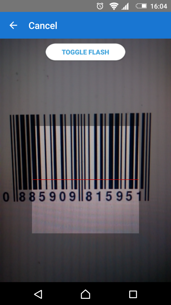 Xpansa How To Make Barcode Scanner Connection To Odoo