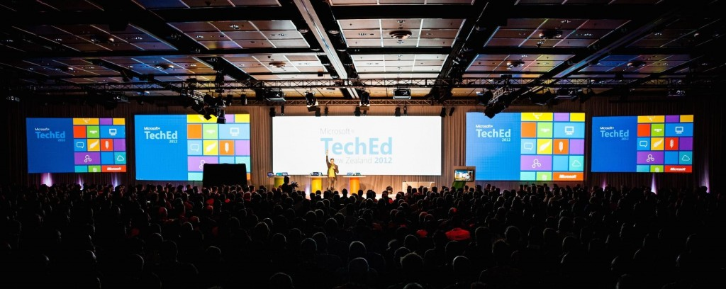 Microsoft TechEd 2012